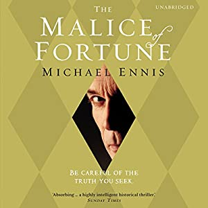 The Malice of Fortune Audiobook