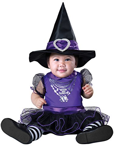 Baby Girls' Witch & Famous Costume