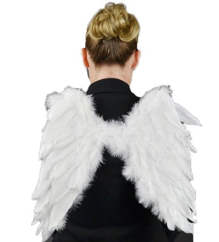 Touch of Nature 11005 Adult Angel Wing, 17 by 16-Inch