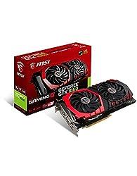MSI GAMING GeForce GTX 1060 3GB GDDR5 DirectX 12 VR Ready (GeForce GTX 1060 GAMING X 3G)