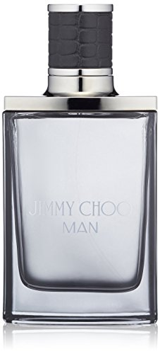 Jimmy Choo Man Eau de Toilette, Uomo, 50 ml