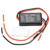 Vktech Flash Strobe Controller Flasher Module for Led Brake Tail Stop Light 12-24V