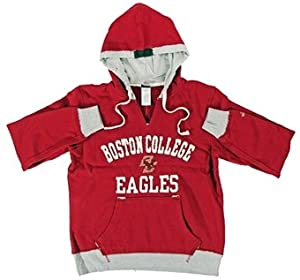 Buy Boston College Eagles Reebok Classic Hooded Sweatshirt (Ladies Small) by Reebok
