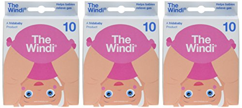 The Windi Gas and Colic Reliever for Babies - 3 Pack (30 Count) - 1