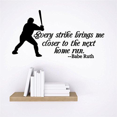 -peel-stick-adesivo-da-parete-tema-ogni-porta-strike-me-closer-to-the-next-home-run-babe-ruth-baseba