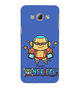 EPICCASE Frany Cartoon Mobile Back Case Cover For Samsung Galaxy A3 (Designer Case)