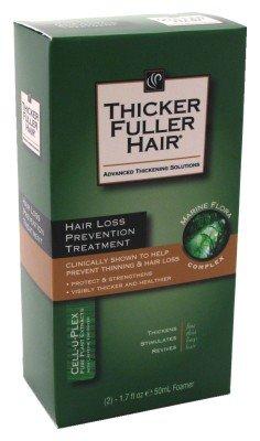 Thicker Fuller Hair Hair Loss Prevention Treatment 2 Count 1.7oz