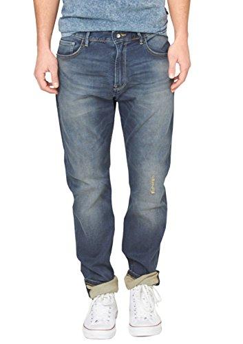 s.Oliver Denim Herren Relaxed Jeans 40.502.71.3674, Gr. 38/L32 (Herstellergröße: 38), Blau (denim 57Z5)