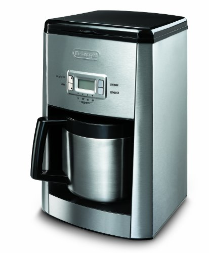 delonghi icm 65 t kaffeemaschine mit thermokanne 10 tassen test espressomaschinen test. Black Bedroom Furniture Sets. Home Design Ideas