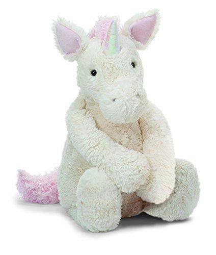 Jellycat Bashful Unicorn Stuffed Animal, Really Big, 31 inches (Color: Multicolor, Tamaño: Really Big - 31)