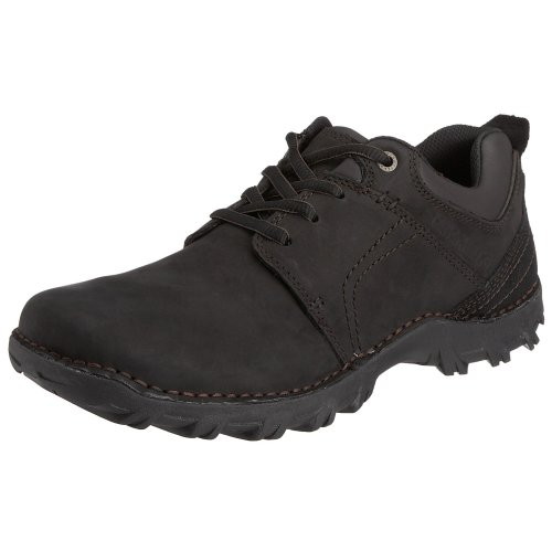 Cat Footwear Men's Emerge Lace-Up Black P711718 10 UK