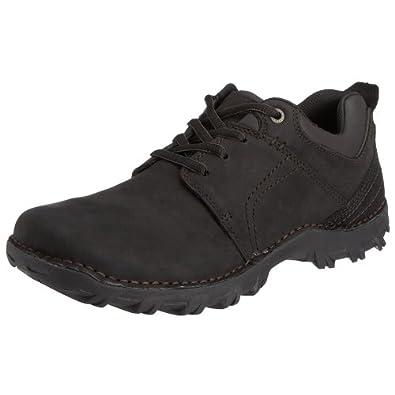 Cat Footwear EMERGE, Herren Derby Schnürhalbschuhe, Schwarz (MENS BLACK), 40 EU (6 Herren UK)