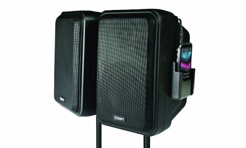 Ion Audio Ipa09 Center Stage Compact, Complete Sound Amplification System