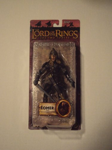 LOTR-TRILOGY-THE TWO TOWERS- SERIES 1- EOMERB0000TEZ34 : image