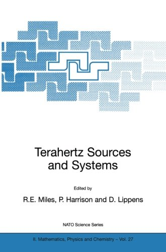 Terahertz Sources and Systems (Nato Science Series II: (closed))
