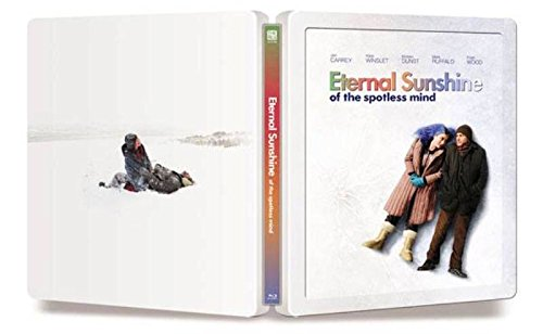 ETERNAL SUNSHINE OF THE SPOTLESS MIND [Blu-ray Steelbook QUARTER 1/4 SLIP Korean Kimchi Exclusive Limited Edition; Only 700 Worldwide KimchiDVD; Region-Free]
