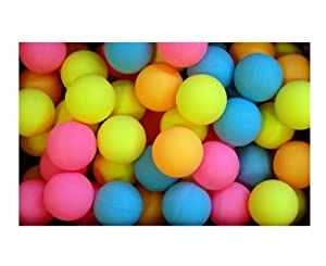 Schildkrot bulk gross table tennis balls 144 coloured for 1 gross table tennis balls