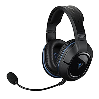 Turtle Beach Stealth 520 Wireless DTS 7.1 Surround Sound Gaming Headset (PS4/PS3) by Turtle Beach