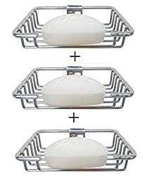 Sterling's Soap Dish (Set of 3)