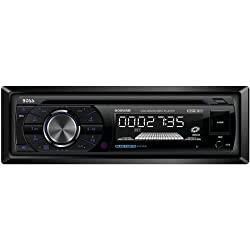 See BOSS AUDIO 508UAB Single-DIN In-Dash MP3-Compatible CD & AM/FM Receiver Details