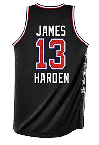 c501953340e Harden Number 13 2014 Basketball World Cup USA Dream Team - Import It All