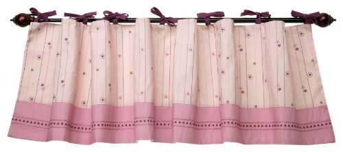 Organically Grown Garden Grown Window Valance (Discontinued by Manufacturer)