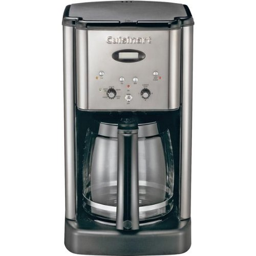 Coffee Maker Cuisinart Dcc 1200 : Cuisinart DCC-1200 Brew Central 12-Cup Programmable Coffeemaker by Cuisinart from Coffee Maker World