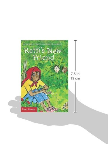 Raffi's New Friend (Formac First Novels)
