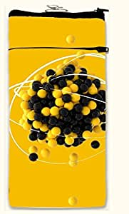Active Elements incredible Multipurpose both side printed, waterproof Smart mobile pouch Design No-PUC-14380-L Comfortably Fit for large Phones Size up to Samsung Note-2/3//4, HTC M7/8/ Sony L36/39 etc