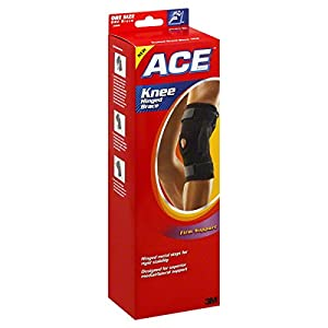 Ace Hinged Knee Brace, One Size Adjustable