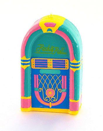 Jukebox Candle - 1