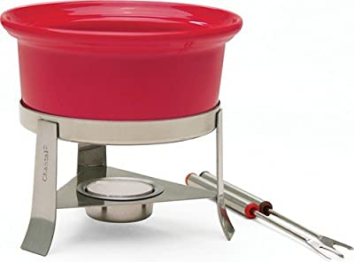Chantal Fun Fondue For Two, Red