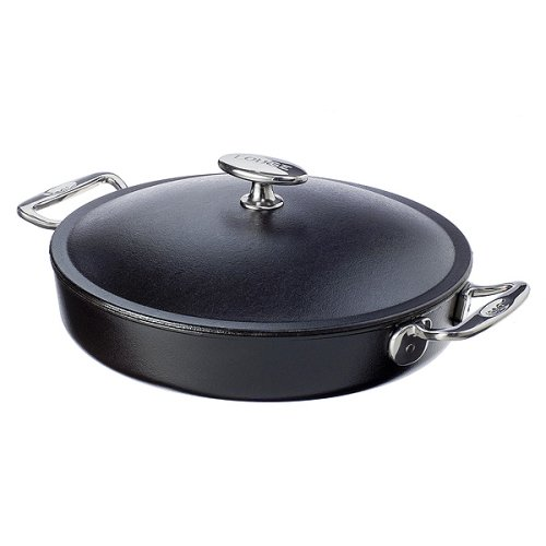 Lodge Cast-Iron 2.5-qt. Covered Casserole - Black - Buy Lodge Cast-Iron 2.5-qt. Covered Casserole - Black - Purchase Lodge Cast-Iron 2.5-qt. Covered Casserole - Black (Lodge, Home & Garden, Categories, Kitchen & Dining, Cookware & Baking, Baking, Bakers & Casseroles)
