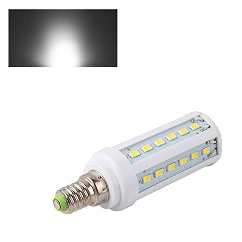 E14 10W 42 Led 5730 Smd Corn Spotlight Light Lamp Bulb 220V Warm Pure White