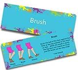 Tap Dance Flash Cards