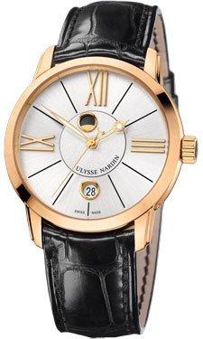 Ulysse Nardin Classico Luna Rose Gold Watch