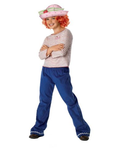 Strawberry Shortcake Toddler Costume - Toddler Halloween Costume