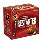 Zip Charcoal Firestarter 25 Min