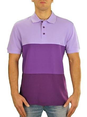 Darya Trading Royal Classic Fit Men's Fashion Pique Polo Sport Shirt (Medium, Purple)