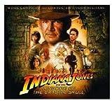 Indiana Jones and the Kingdom of the crystal skull : bande originale du film de Steven Spielberg | Williams, John (1932-....)