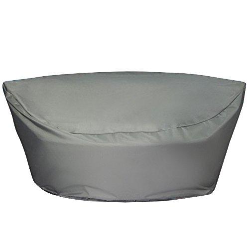 Regenschutz für Rattan Strandkorb SYLT – 165x140x75 günstig