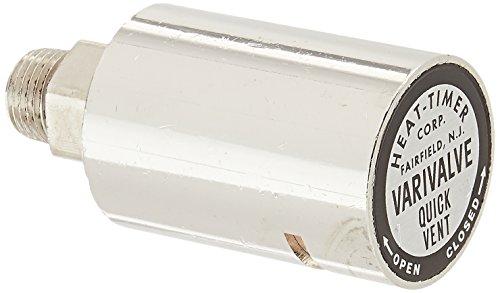 Varivalve 925006-00 Adjustable Vent Valve, Straight (Radiator Vent Adjustable compare prices)