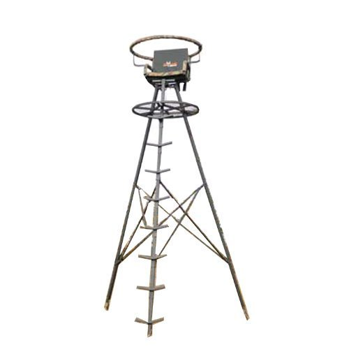 Why Should You Buy Big Game Apex Tower Stand (13-Feet)