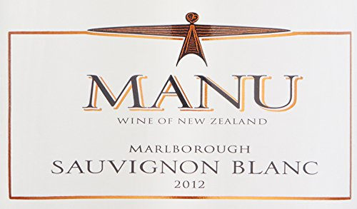 2012 Manu Sauvignon Blanc - Marlborough New Zealand 750Ml