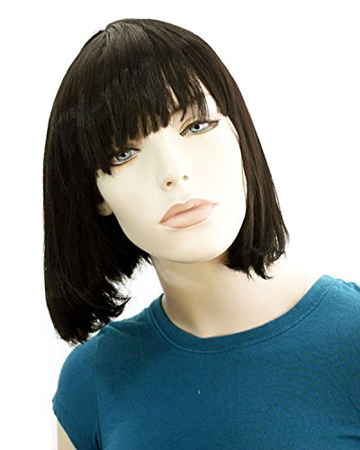[The Trending China Doll (Color# 2) Synthetic Hair Replacement Wig] (Gothic China Doll Costume)