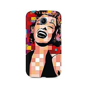 Ebby Retro Monroe Premium Printed Case For Samsung Grand Duos 9082