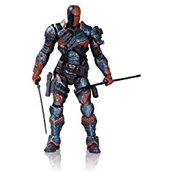 [Best price] Grown-Up Toys - DC Collectibles Batman Arkham Origins Series 2 Deathstroke Action Figure - toys-games