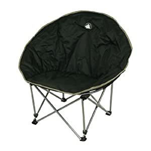 10T Moonchair - Camping-Stuhl Relax-Sessel max.110kg sehr handlich inkl. Tasche