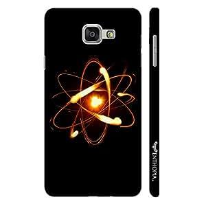 Enthopia Designer Hardshell Case Proton Nuetron Electron Back Cover for Samsung Galaxy A5(2016)