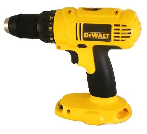 "Dewalt DC970 18V 1/2"" Cordless Drill Driver - Bare Tool"